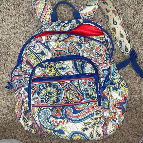 Vera Bradley Backpack & Wallet